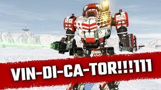 Vin-Di-Ca-Tor!!!! - Mechwarrior Online Live Stream Highlight