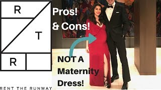 Rent the Runway Review! Pros & Cons of Renting Dresses Online!