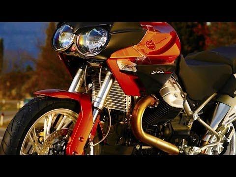 Moto Guzzi Stelvio 1200 NTX Test Ride Review