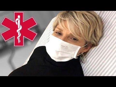 🔴 Andréa Nóbrega é INTERNADA às pressas e estado de saúde COMOVE o BRASIL