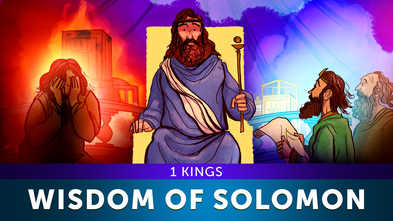 Solomon From The Bible