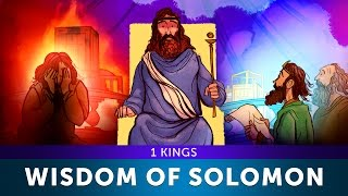 Why did solomon ask for wisdom