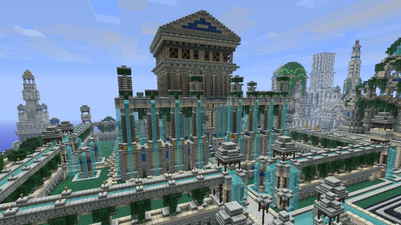 Top 11 Minecraft Creations!  Alienware Arena