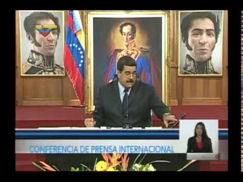 Maduro asegura que Julio Borges investiga a Henry Ramos Allup
