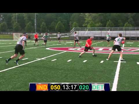 Indianapolis Intensity vs. Detroit Innovators Game 1