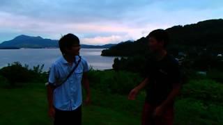 【洞爺湖】北海道の思い出。かりゆしさん(Youtuber)と。