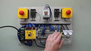 Universal Safety Relay by Wieland Electric - DC Controls