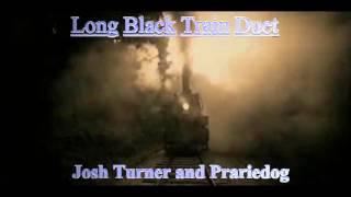 Karaoke Duet Josh and Charles Long Black Train