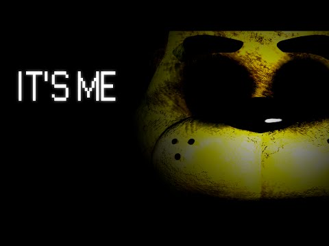 FNAF | Golden Freddy | Just Gold | ENG |