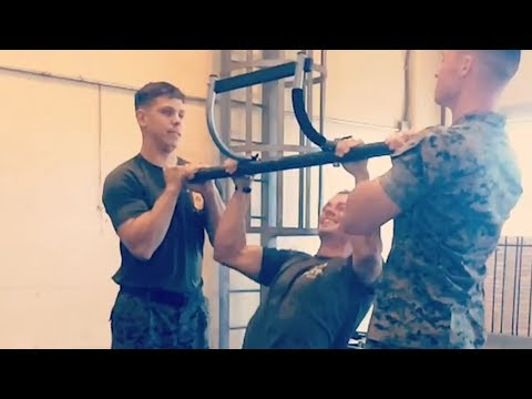 Marine Fitness Trainer