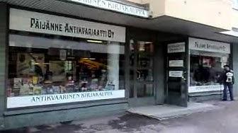 Kauppakatu: Jyväskylä - Päijänne Antikvariaatti