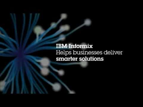Montage of Informix users sharing the business value of Informix!