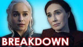 Game of Thrones Season 7 Comic-Con Trailer BREAKDOWN + THEORIES
