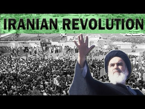 Iranian Revolution - World History for UPSC/IAS/PSC exams