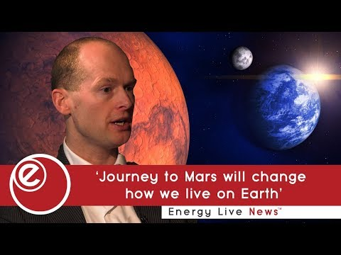 'Journey to Mars will change how we live on Earth'
