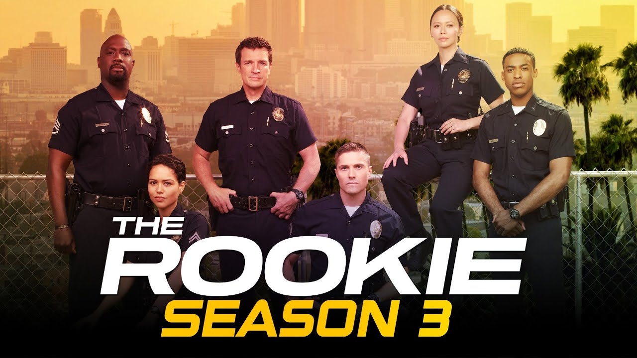 The Rookie Season 3