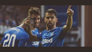 Daniel Candeias - Rangers | Goals, Assists & Skill 2018