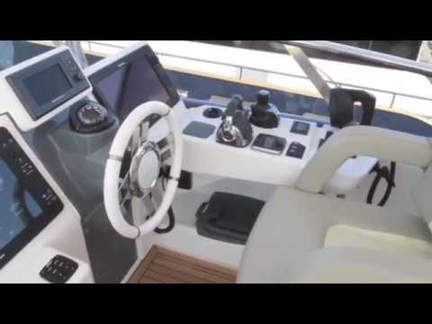 Azimut Magellano 66 from Motor Boat & Yachting