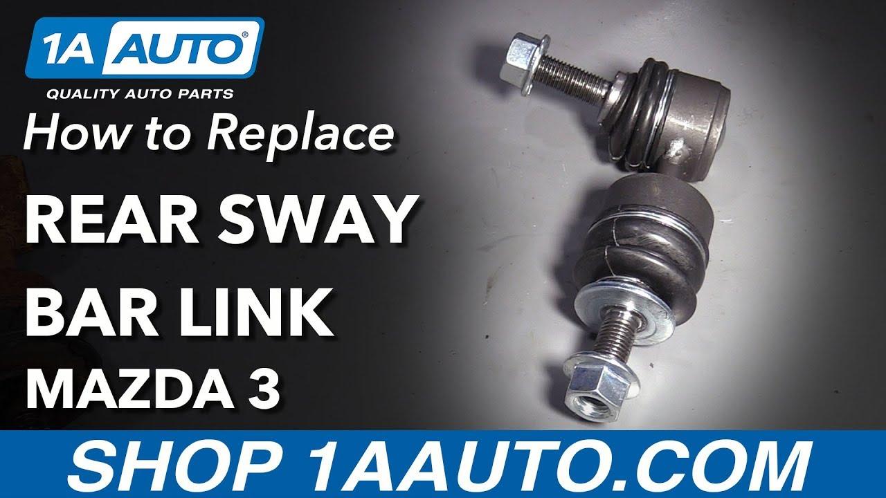 Mazda 3 Mazda 5 BMW Front K80235 Suspension Stabilizer Sway Bar Link NEW