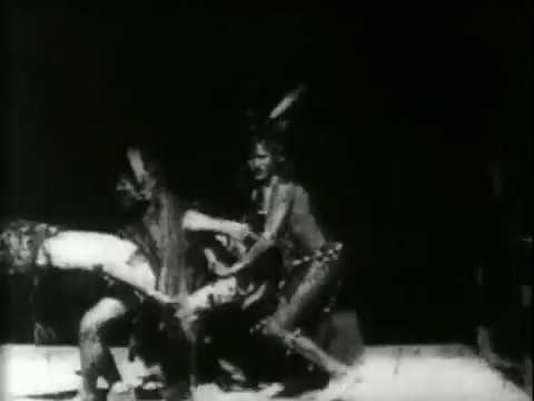 Oldest Known Recording of Native American Dance(1894)