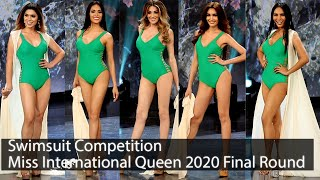[Full HD]Miss International Queen 2020 Final Round | Swimsuit Competition | VDO BY POPPORY