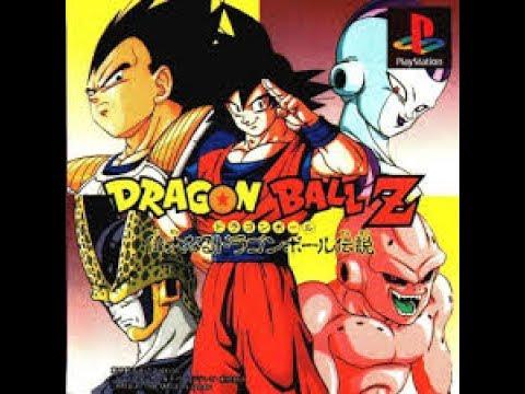 Dragon Ball Z Legends (PSX) Story Mode 782%