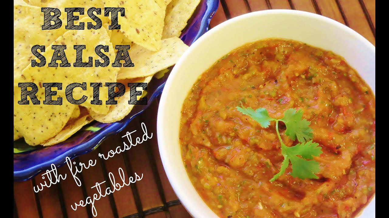 Not Exactly) My Uncle's Salsa Recipe — Dishmaps