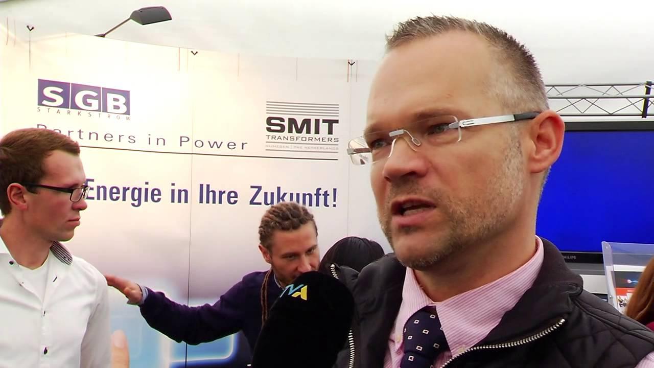 SGB-SMIT GmbH auf der Connecta 2015 - YouTube