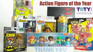Action Figure of the Year 2021 - Toy Of The Year Award -Toy Association Awards Presentation
