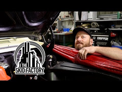 THE SKID FACTORY - Small Block Chevy NOVA [EP4]