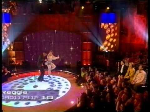 Reggie Yates - Fame Academy 2005 - day 4