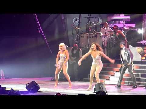 J. Lo's Manila Concert Intro=))
