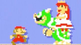 Super Mario Maker - 100 Mario Challenge #93 (Expert Difficulty)