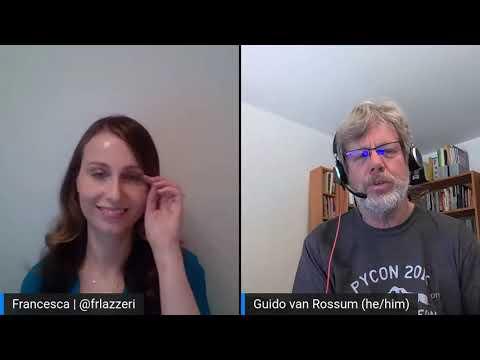 Q&A with Guido van Rossum, Inventor of Python
