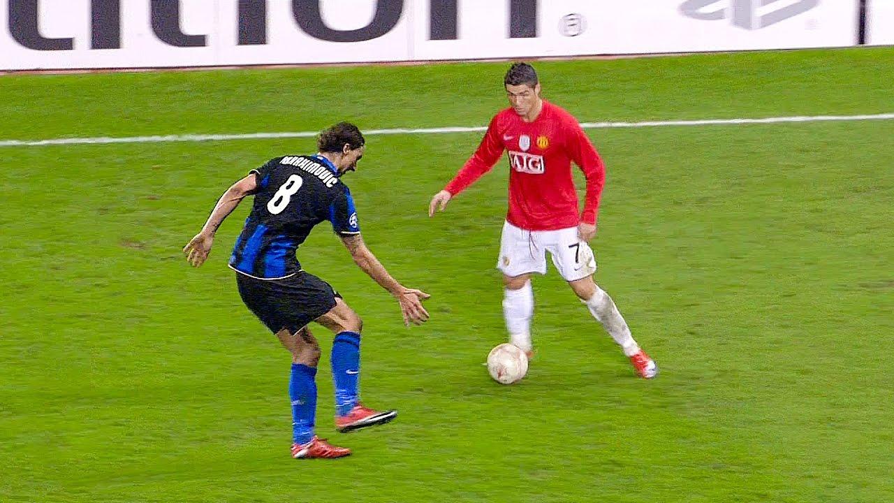 The Day Cristiano Ronaldo & Zlatan Ibrahimović met for the First Time