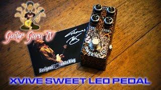 Xvive Sweet Leo Review - Guitar Guru TV