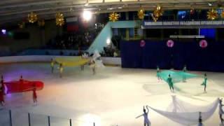 Новогоднее ледовое шоу тамбов