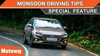 Monsoon driving - Dos and Don