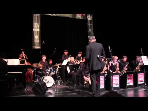 Lakeside School, Seattle Jazz Experience, Bill Holman's Theme and Variations 2