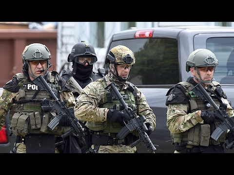 Moncton Shooting Of RCMP Officers Leads To Militarized Police State