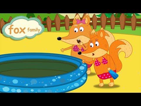fox-family-Сartoon-for-kids-#391