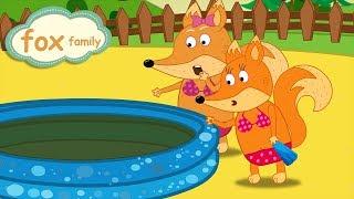 Fox Family Сartoon for kids #391