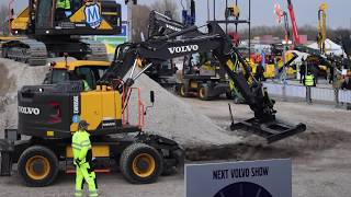 VOLVO Construction Equipment at MAWEV SHOW 2018