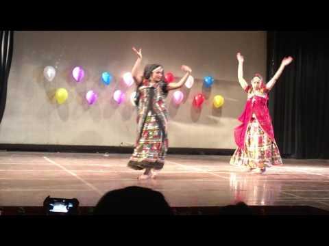 Rajasthani dance chaudhary by madhuri and kamini @ ALTTC Ghaziabad