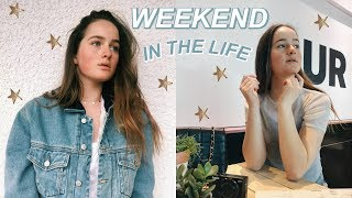 A Weekend In The Life Of A Teenage YouTuber | VIDCON EUROPE 2018