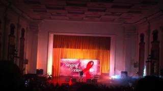 陳奕迅 - 葉問風中轉 Live @ 香港大學 Singing Contest 2011 - 01 - 02