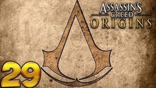 Assassin's Creed Origins. Прохождение. Часть 29 (Как появилось братсво Ассассинов. Финал игры)