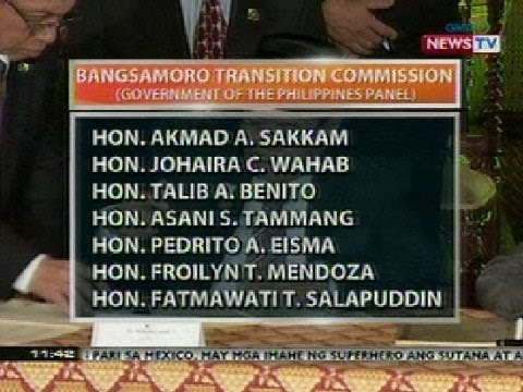 BT: Bangsamoro Transition Commission