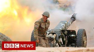 Armenia-Azerbaijan Conflict: Azerbaijan President Vows To Fight On - BBC News