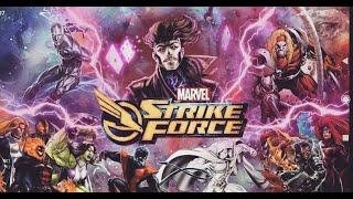 War Stream Marvel Strike Force/Играем/Общаемся с чатиком